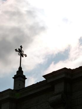 Catholics religion Rome Italy