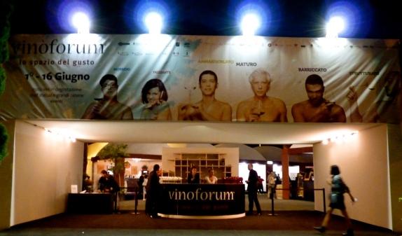 Italian wines vinoforum città del gusto