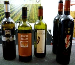Italy wine festival in Rome