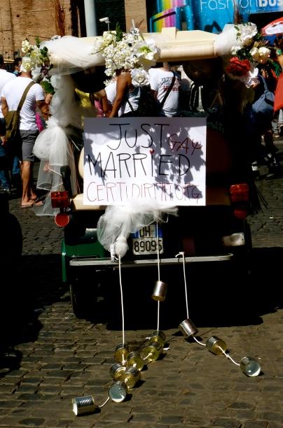 rome gay scene italy
