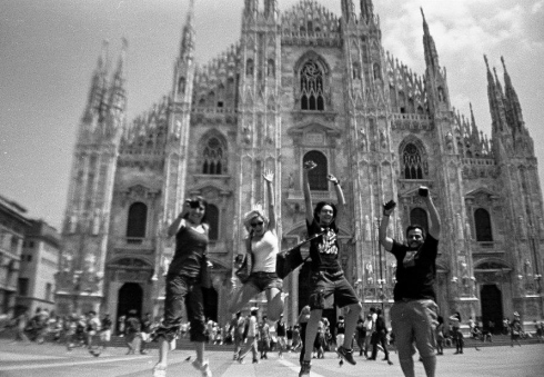 Lomography milan photography italy