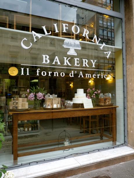 cakes tea iced coffee il forno d'Americano