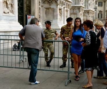 italian military russian girl