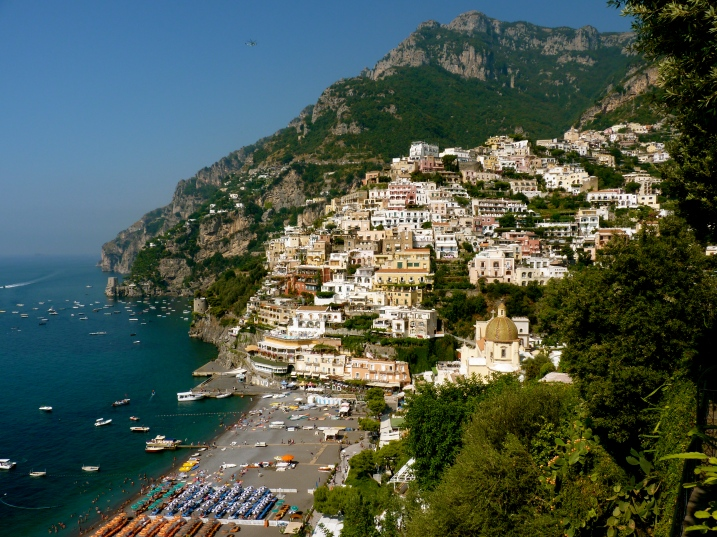 summer holidays capri campagna