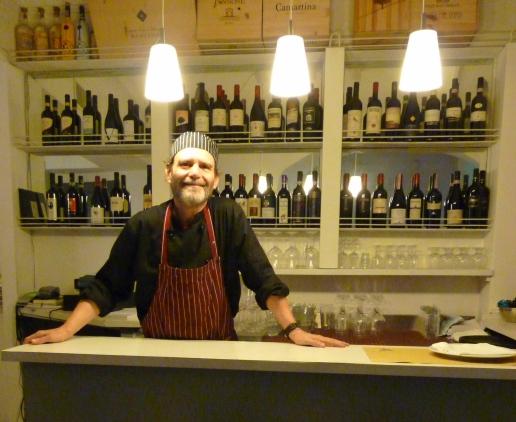 italian chef rome restaurants where to eat