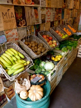 italian food vegetables